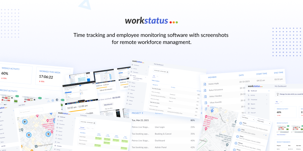Best Time Tracking Software for eCommerce Teams | Workstatus