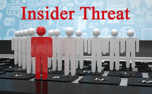 4. Add surveillance for insider threats